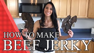 How to make Beef Jerky-The Best
