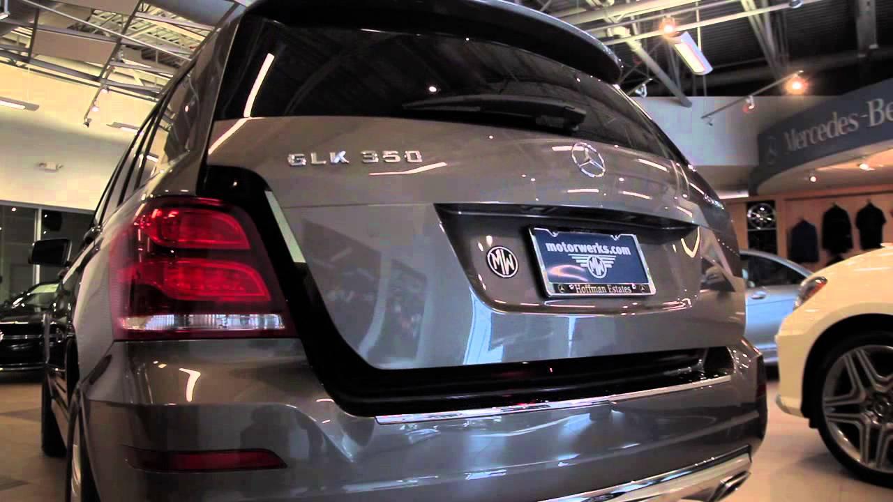 2013 Mercedes Benz GLK350 In Hoffman Estates IL