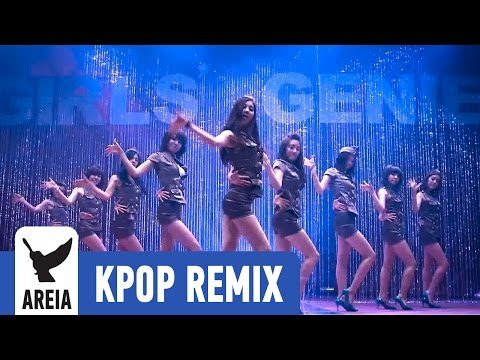 Girls' Generation - Tell me your wish (Genie) | Areia Remix #2