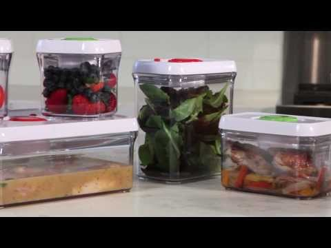 Cuisinart FreshEdge Storageware (CFS-TC) Commercial Video
