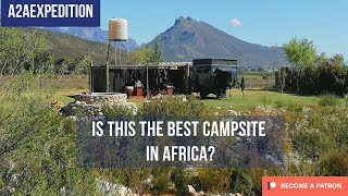 Is This the Best Campsite in Africa?