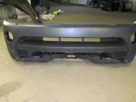 Land Rover Range Rover Evoque Рендж Ровер Эвог тест драйв