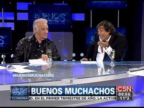 Buenos muchachos - C5N (18/05/2013) TDTRip x264 retibuyendo.