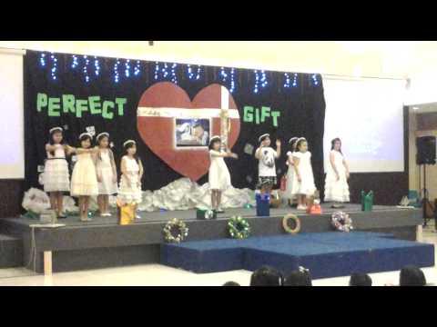 Natal dihatiku _ grade 3-4 SDH MAKASSAR