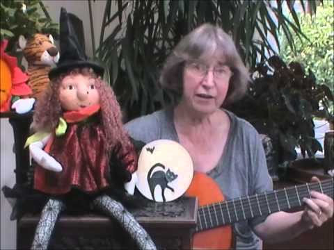 Gobbolino, the witch's cat - a song by G.C. Westcott