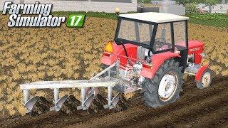 Orka ścierniska - Farming Simulator 17 (Górale V5) | #22