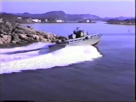 MTB Torpedo Launch