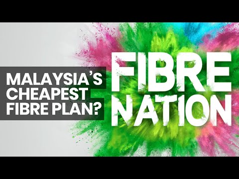 Maxis new affordable Unlimited Fibre Broadband Plans from RM89/month