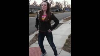 Repeat youtube video Girl in a diaper