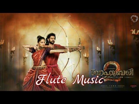 Bahubali 2 Instrumental flute Music