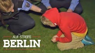 Kriminelles Kind: Wer versteckt sich im Haus?  | Auf Streife - Berlin | SAT.1 TV