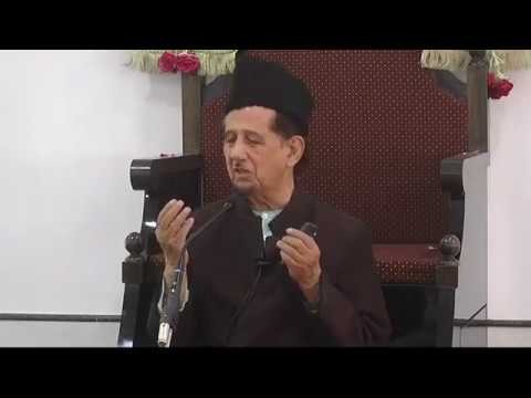 Majlis | Bagh-e-Zahra Opening Ceremony (Kalbe Sadik) | Jamadi-uthani 1438