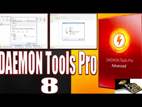 descargar e instalar daemon tools pro crack
