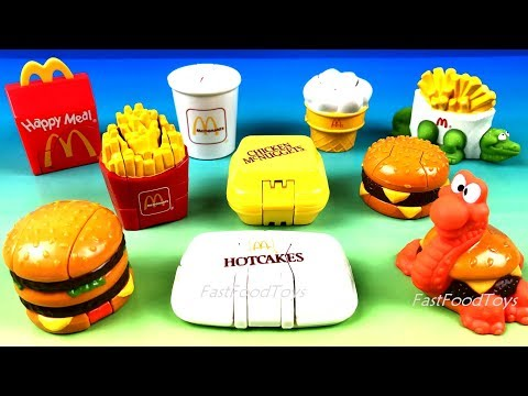 2019-mcdonald's-40-years-mcdino-changeables-happy-meal-toys-transformers-dinosaurs-kid-set-1990-1991