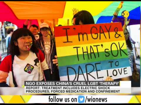 NGO exposes China's cruel LGBT ' Therapy'