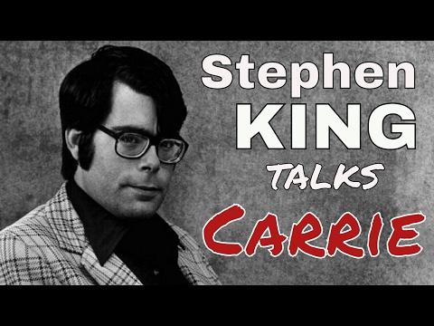 Stephen King talks Carrie (1976)