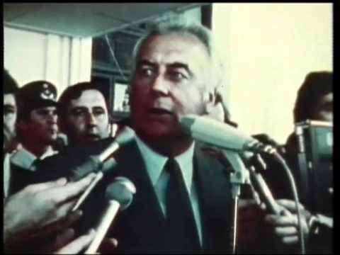 Whitlam Dismissal  11 November 1975, ABC TV
