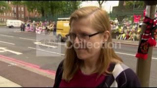 UK SOLDIER MURDER- WOMAN CONFRONTS ATTACKER