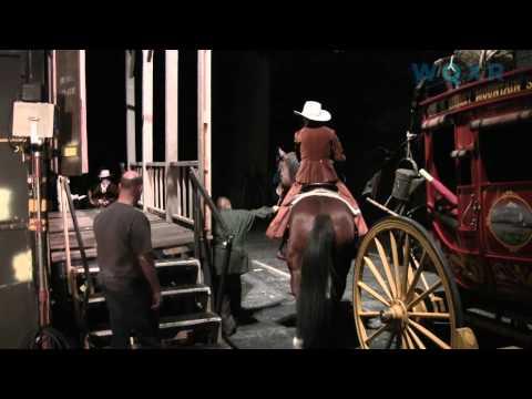 The Horses of Puccini's La Fanciulla del West