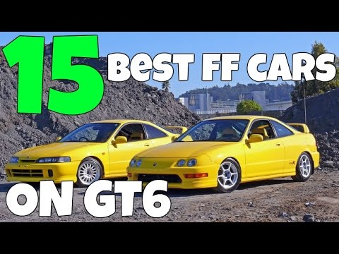 15 best front wheel drive cars on gran turismo 6 hsg select youtube. Black Bedroom Furniture Sets. Home Design Ideas