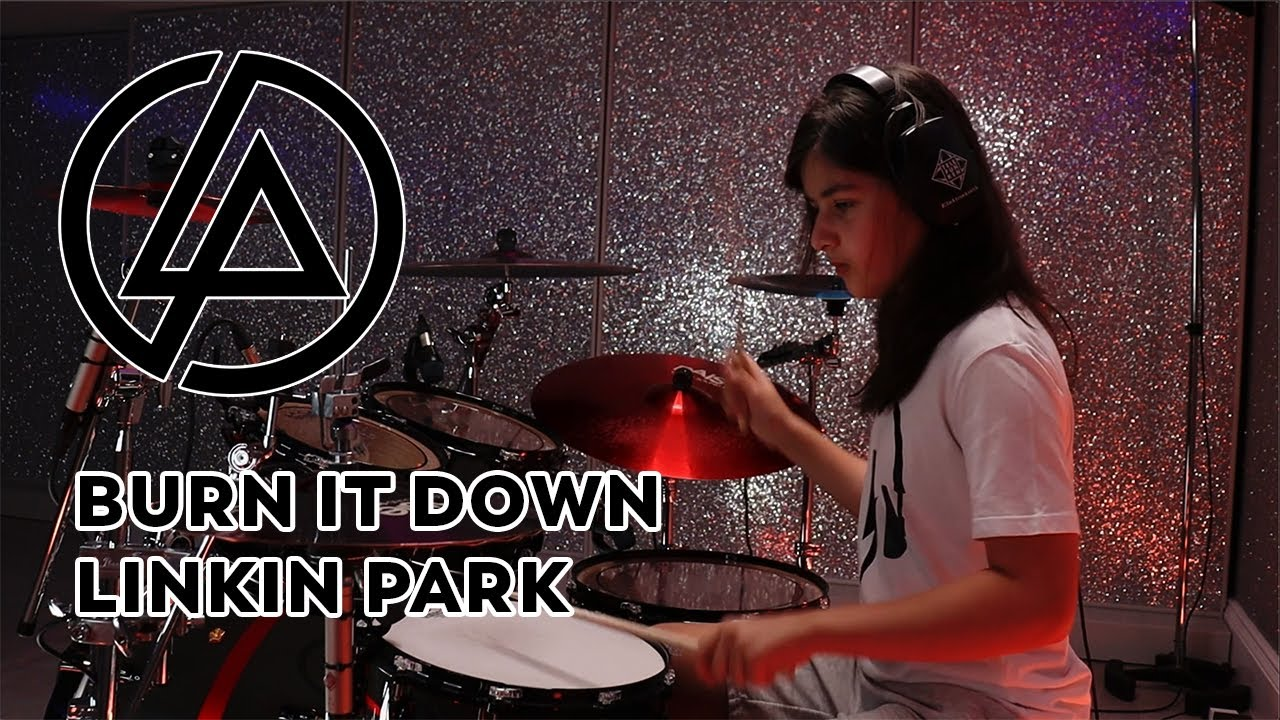 Burn it Down - Linkin Park | Drum Cover by Henry Chauhan