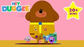 Animals with Duggee - 20+ Minutes - Duggee's Best Bits - Hey Duggee