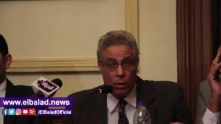 رئيس تحرير الوفد: البرلمان يعمل ضد الإعلام والصحافة.. فيديو وصور