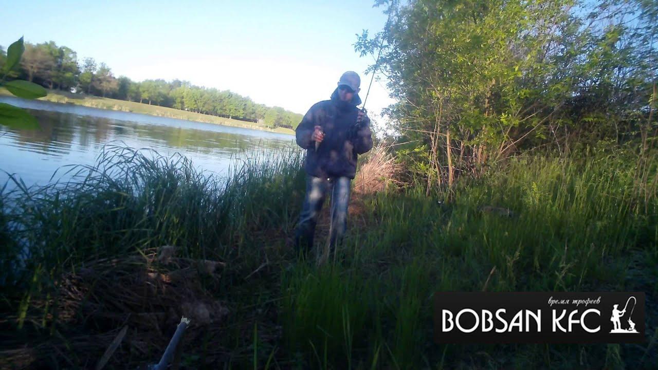 рыбалка на канале донбасс