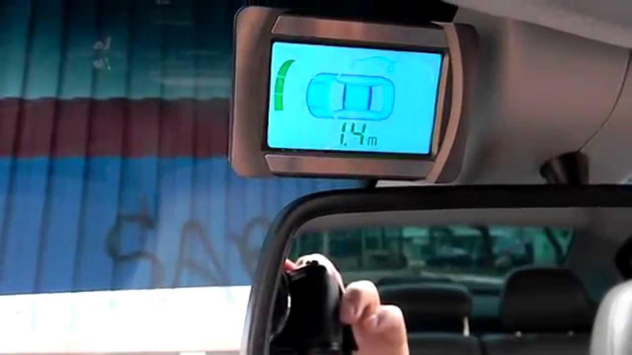 3e0b77ab7 Funcionamento do sensor de estacionamento de 8 pontos Vectra Elite ...