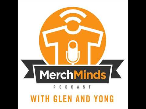 Merch Minds Podcast – Episode 055: Understanding Typography for Merch by Amazon
