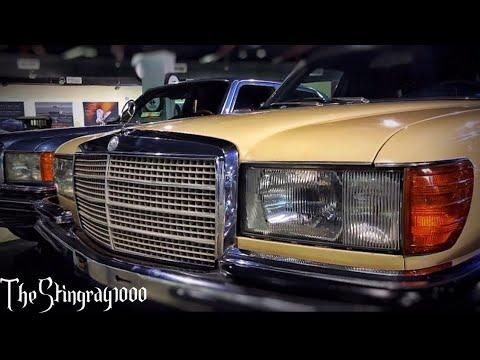 🇩🇪 Mercedes-Benz Classics ( W116 , W108 )