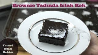 Brownie Tadında Islak Kek (favori Islak Kekim) - Naciye Kesici - Yemek Tarifleri