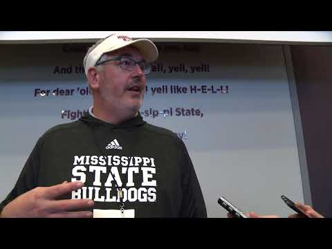 MSU Football Post Practice Press Conference