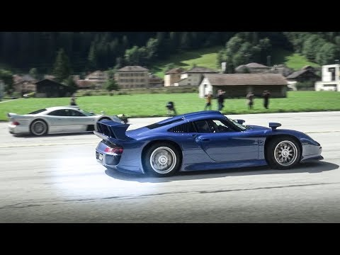 The Most Insane Hypercar Drag Races Youtube