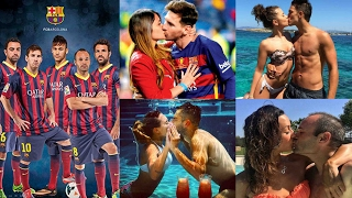 Girls Barcelona Players Have Dated - 2017