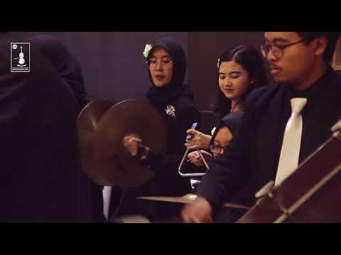 Tchaikovsky (arr. Lehmeier): Overture 1812. Michael B. Mulyadi. OSUI Mahawaditra, 2017