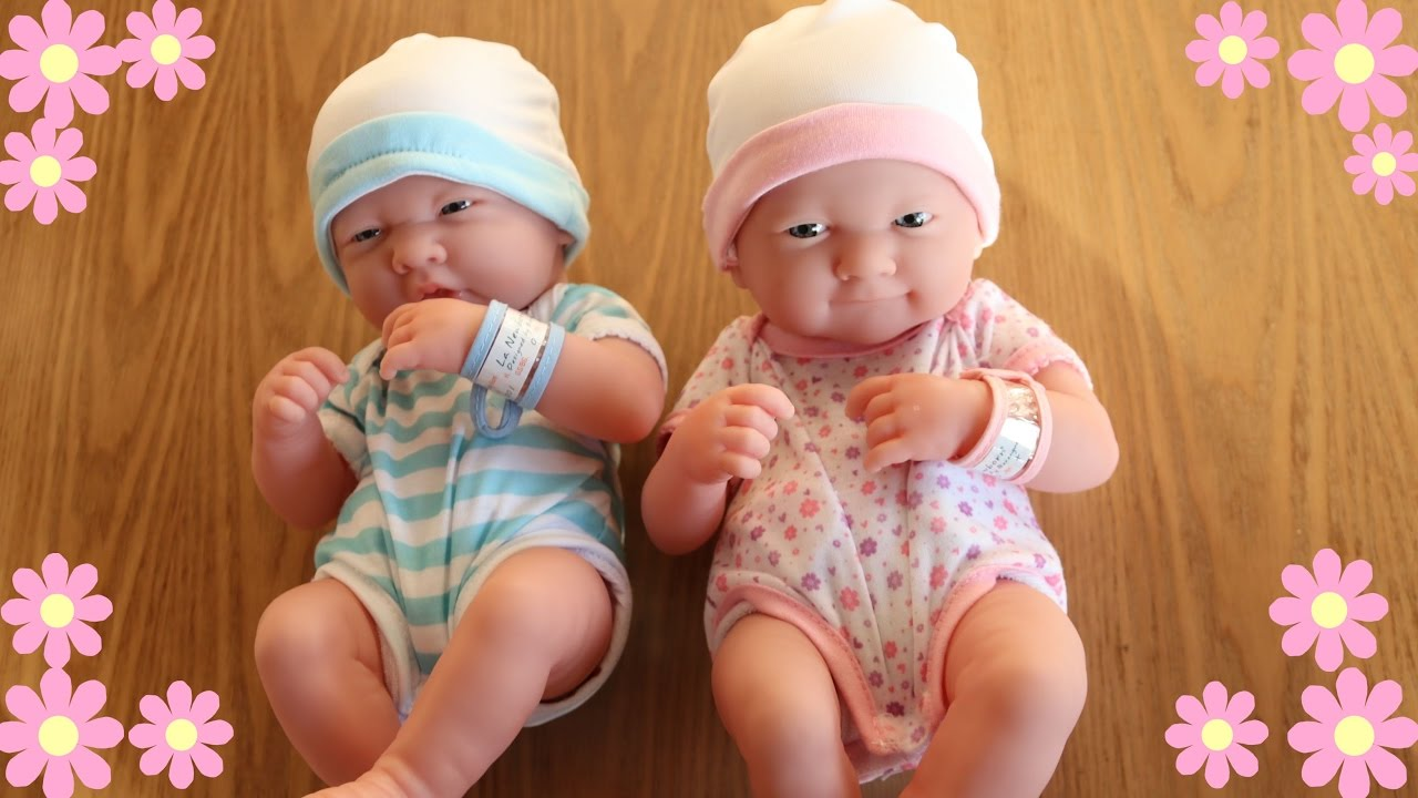 La Newborn Baby Dolls Boy And Nursery Look Like Real
