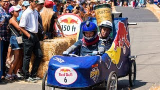 fun times come in soapboxes red bull soapbox race los angeles 2017