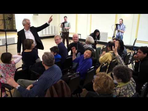 140419 Benjamin Zander Masterclass #4 Interpretations of Music: Lessons for Life