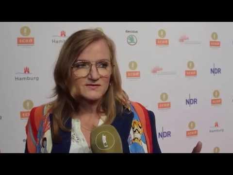 ECHO JAZZ 2016: Nina Petri  Laudatorin