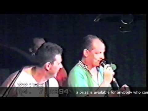 John Pearson Group - Germany 1994 - Rap