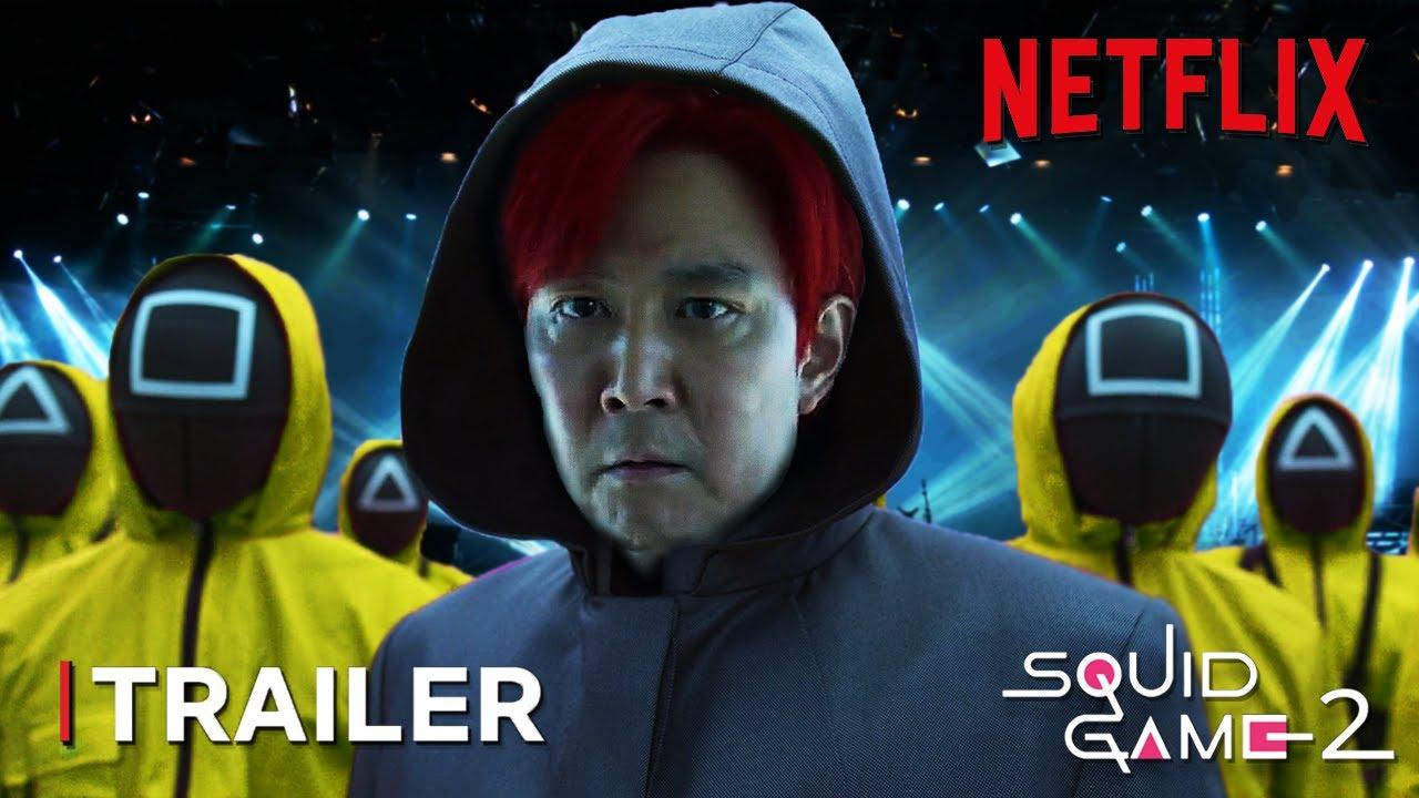 Download Squid Game Season 2 Teaser Trailer | Life is a Bet | Netflix Series | TeaserPRO's Concept Version
