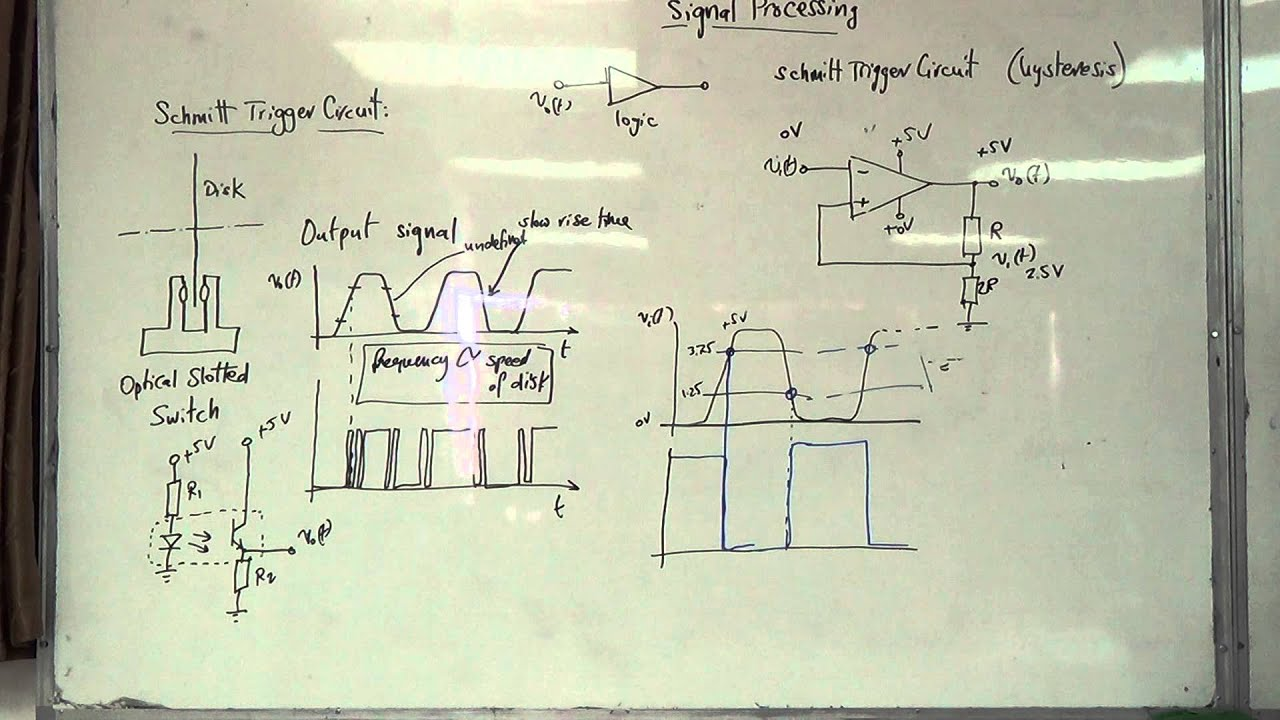 Building A Schmitt Trigger Circuit From Single Supply Rail10 2 2015