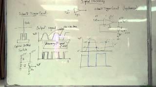 Building a Schmitt trigger circuit from a single supply rail,10/2/2015