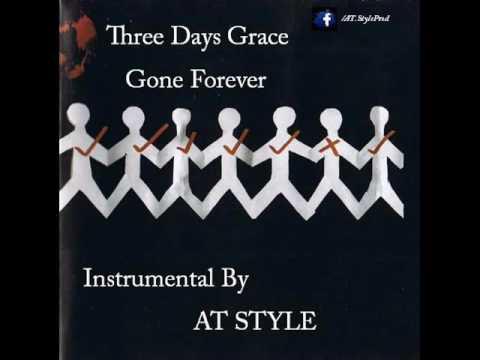 Three days grace  - Gone forever Instrumental