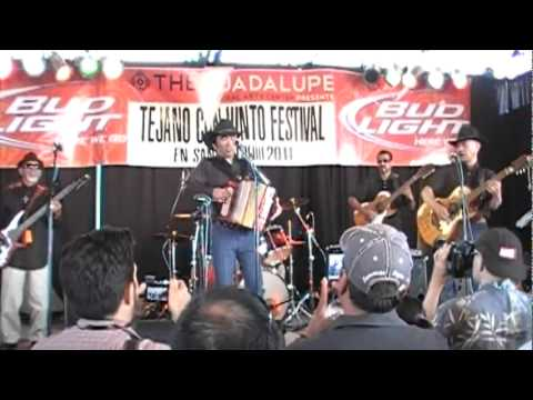 2011 Tejano Conjunto Festival, San Antonio, TX (Conjunto J & Spock)