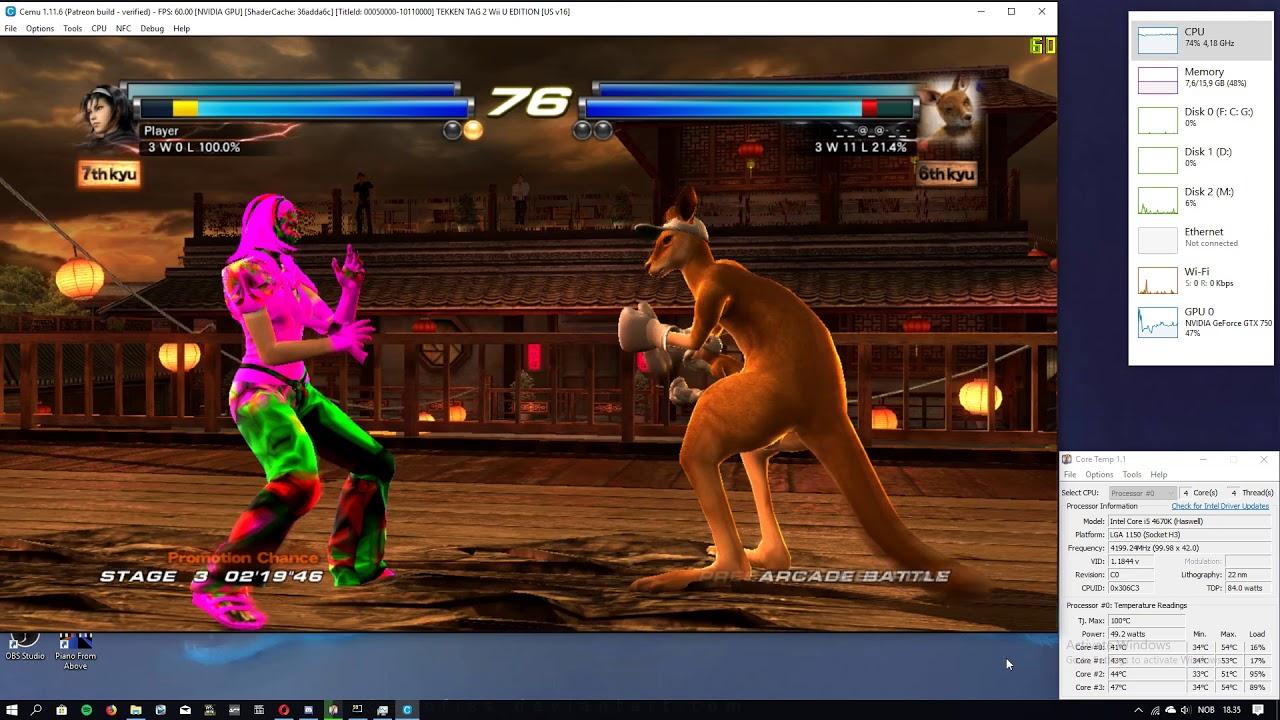 Tekken Tag Tournament 2 Cemu Wiki