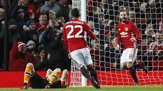manchester United 2-0 Hull City GOALS Mata Fellaini | All things Man utd