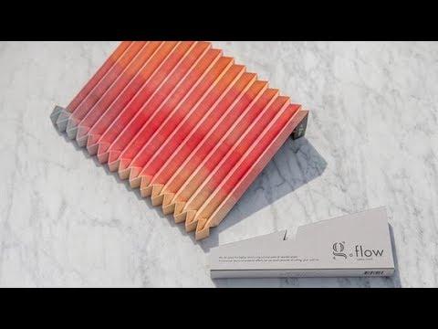 g.flow พับกระดาษเป็นที่รองโน้ตบุ๊ค