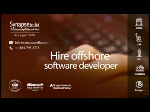 Hire offshore software developer - SynapseIndia